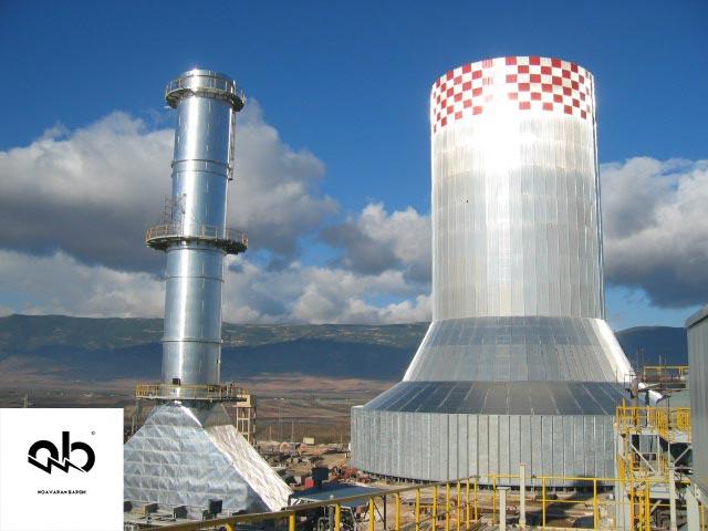 انواع نیروگاه (نیروگاه حرارتی،سیکل ترکیبی و گازی)-قسمت دوم