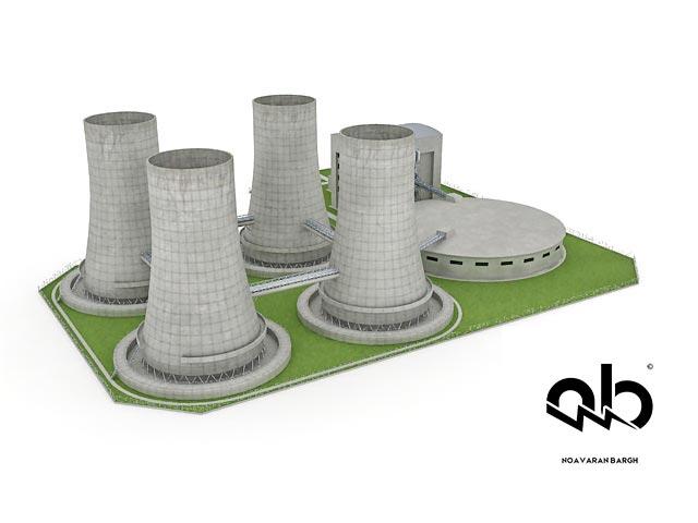 انواع نیروگاه (هسته ای، خورشیدی،بادی و ...)-قسمت سوم