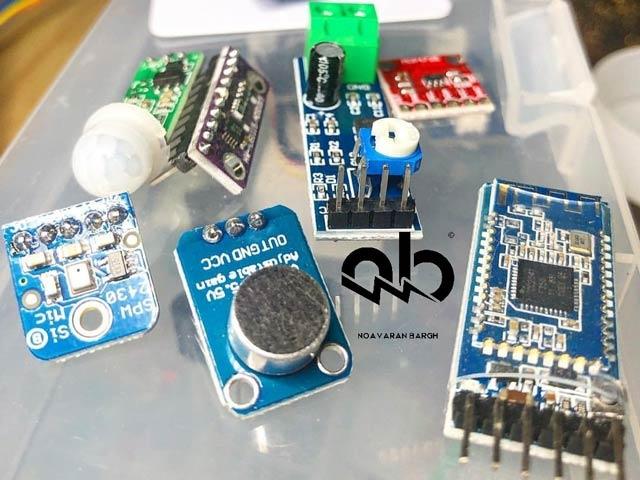 سنسورهای پر کاربرد صنعتی