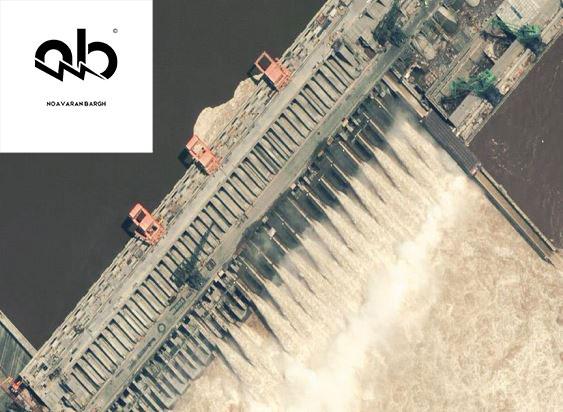 تصاویری از سد آبی سه گلوگاه چین