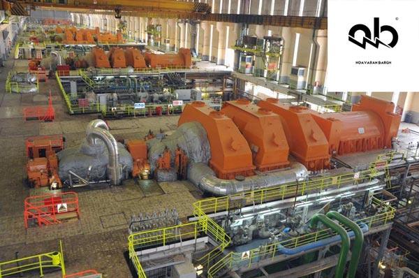 نیروگاه حرارتی اهواز