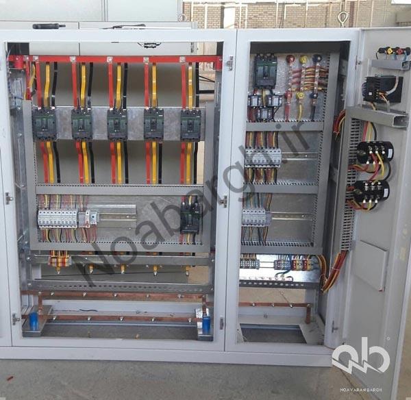 عیب یابی تابلو برق های اصلی