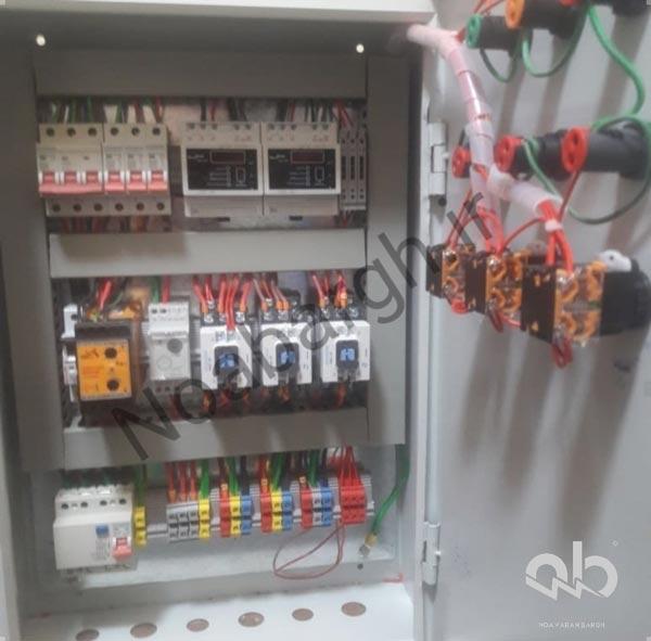 عیب یابی تابلو برق های صنعتی