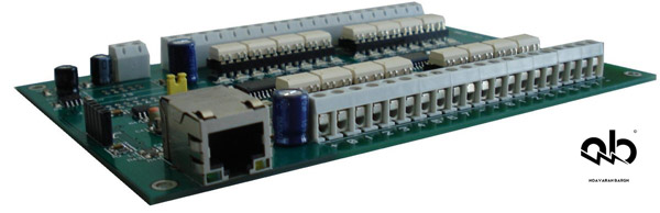 input and output card