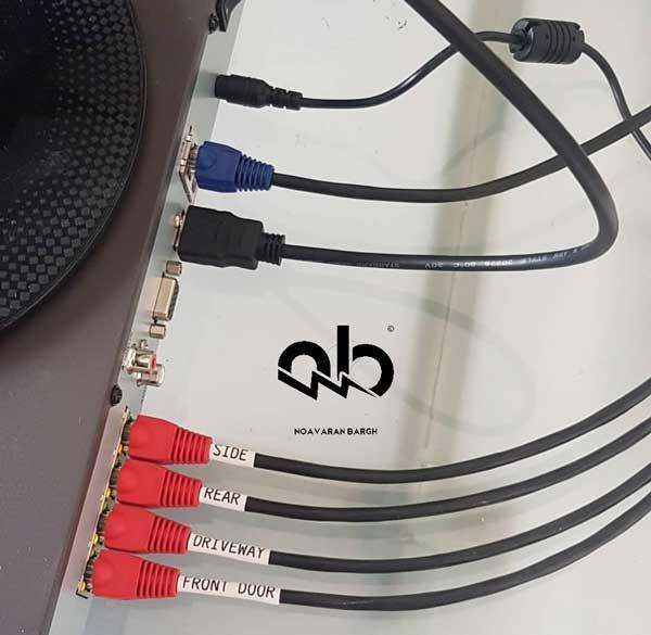 سیستم NVR Network Video Recorder   :