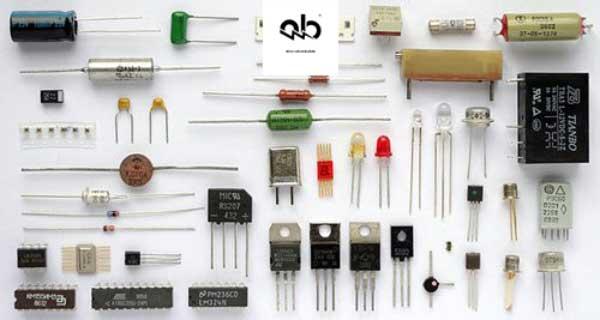 قطعات پرکاربرد در الکترونیک
