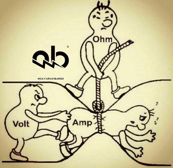 قانون اهم در برق سه فاز