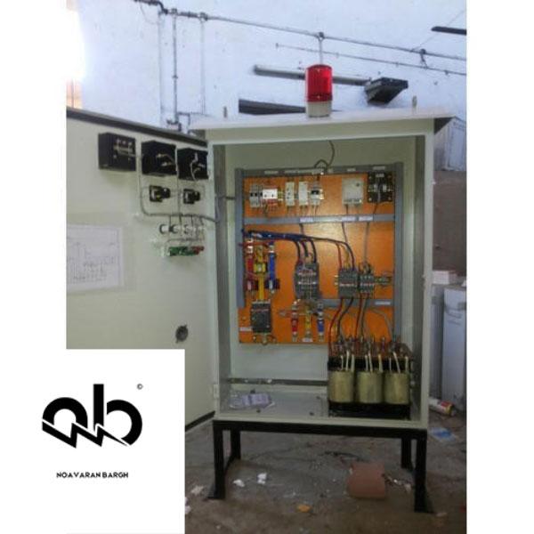 راه اندازی با اتو ترانس ها الکترو موتور های آسنکرون قفسه سنجابی