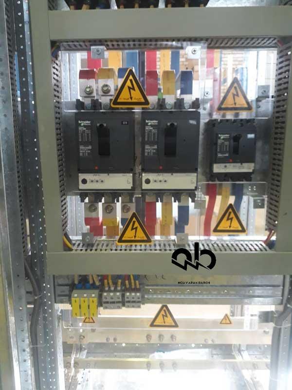 تابلو برق های جریان متوسط