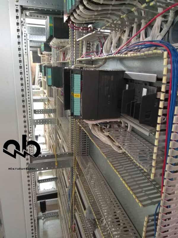 تابلو برق های plc