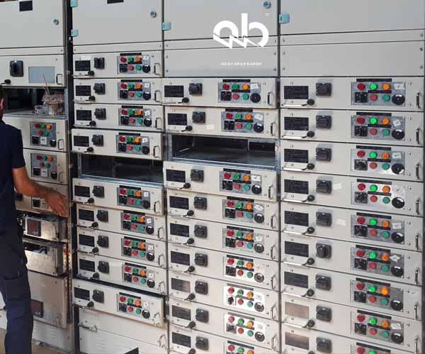 تابلو برق های کشویی